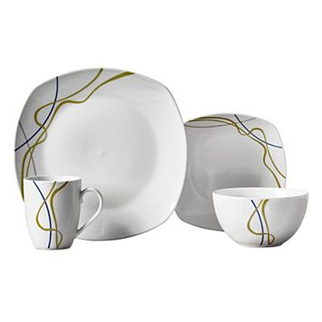 Tabletops Gallery Hannah 16-pc. Dinnerware Set