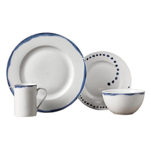Tabletops Gallery Isla 16-pc. Dinnerware Set