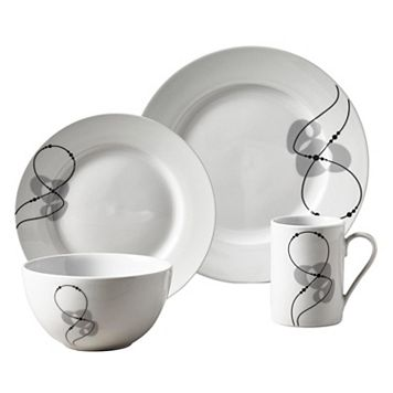 Tabletops Gallery Jacqueline 16-pc. Dinnerware Set
