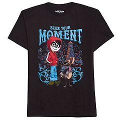 Disney / Pixar Coco Boys 8-20 'Seize Your Moment' Graphic Tee