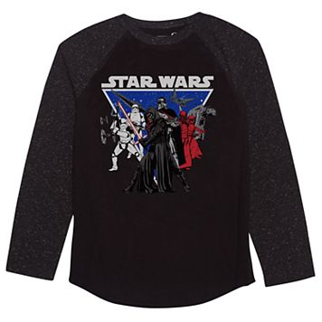 Boys 8-20 Star Wars Imperial Force Graphic Tee