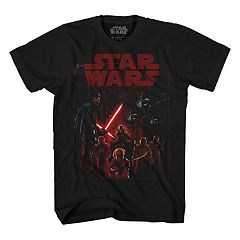 Boys 8-20 Star Wars Dark Side Graphic Tee