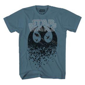 Boys 8-20 Star Wars Crystal Break Graphic Tee
