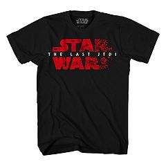 Boys 8-20 Star Wars: Episode VIII The Last Jedi Graphic Tee