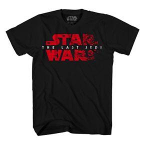 Boys 8-20 Star Wars: Episode VIII The Last Jedi Graphic Tee