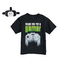 Boys 8-20 Video Game Graphic Tee