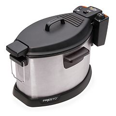 Presto ProFry 15-lb. Electric Turkey Fryer