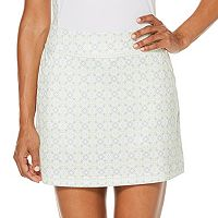 Women's Grand Slam Geometric Print Golf Skort