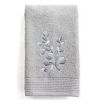 Saturday Knight, Ltd. Resting Garden Leaf Hand Towel