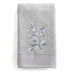 Saturday Knight, Ltd. Resting Garden Leaf Hand Towel