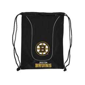 Northwest Boston Bruins Double Header Drawstring Backpack