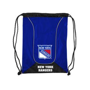Northwest New York Rangers Double Header Drawstring Backpack