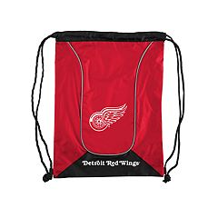 Northwest Detroit Red Wings Double Header Drawstring Backpack