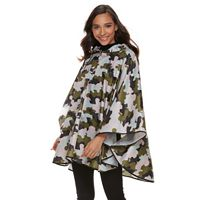 Style Collective Printed Rain Poncho