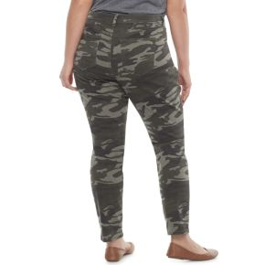 Plus Size SONOMA Goods for Life? Skinny Twill Pants