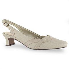 Easy Street Stunning Women's Slingback High Heels