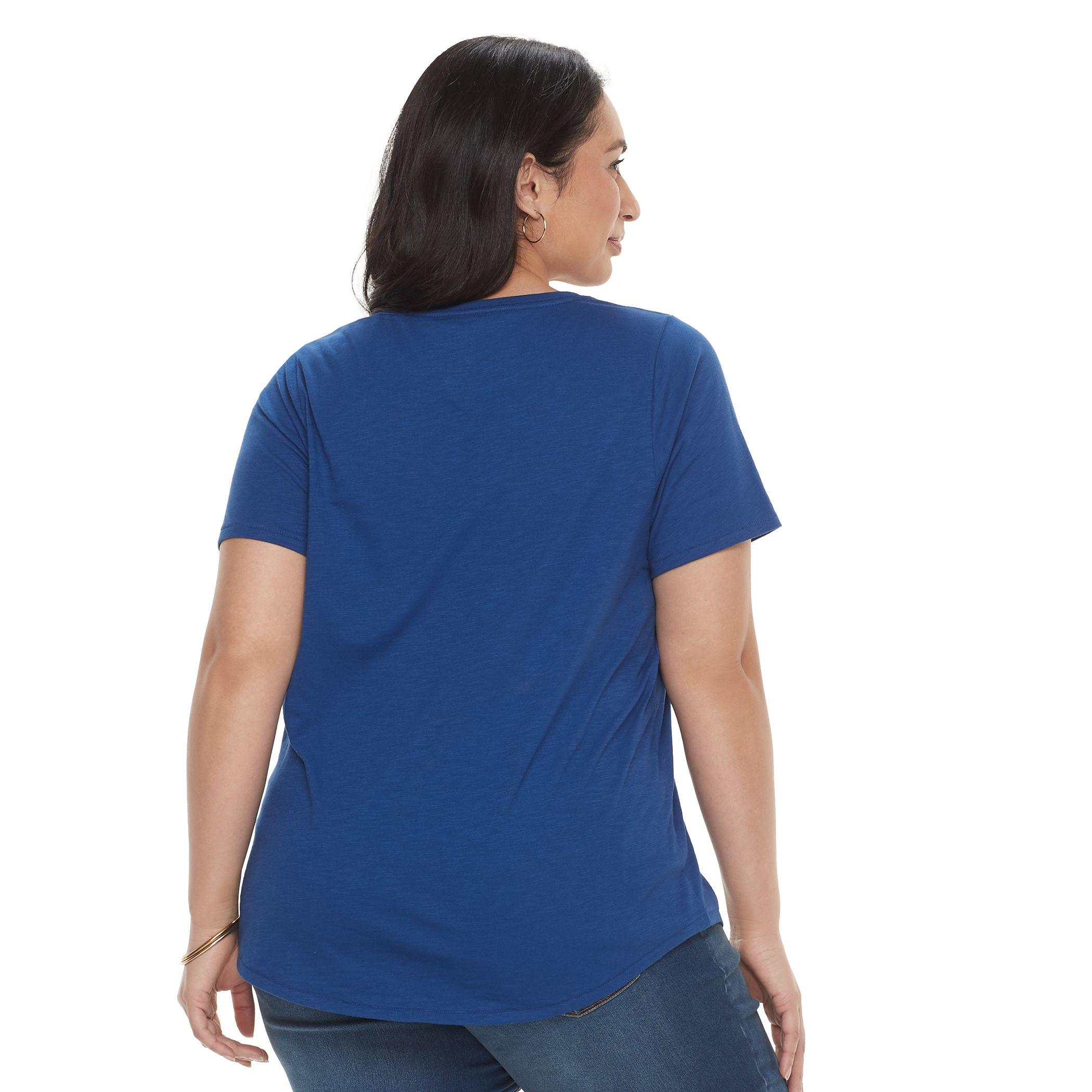 f1de9b4da0a3 Kohls Sonoma Womens Tee Shirts
