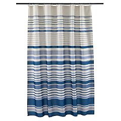 Saturday Knight, Ltd. Stripe Shower Curtain
