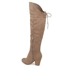 Journee Collection Spritz Women's Over-The-Knee Boots