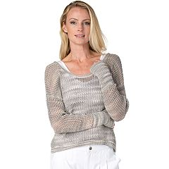 Women's Soybu Gigi Strappy Back Yoga Sweater