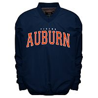 Men's Franchise Club Auburn Tigers Members Windbreaker Pullover