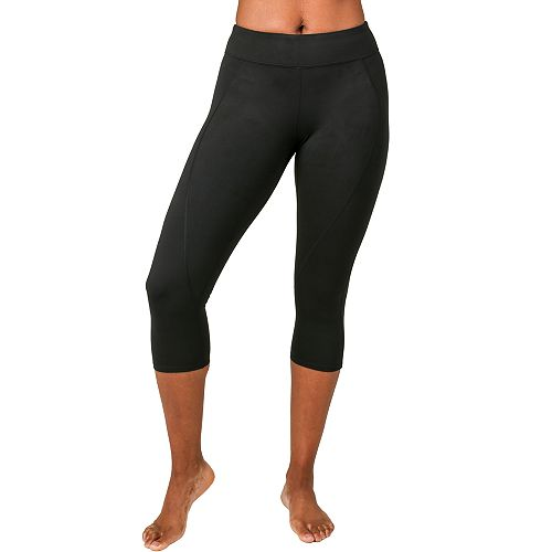 a9eaa5c6f3 Women's Soybu Commando Yoga Capri Leggings
