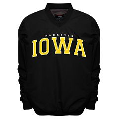 Men's Franchise Club Iowa Hawkeyes Members Windbreaker Pullover