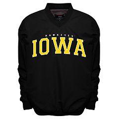 Men's Franchise Club Iowa Hawkeyes Members Windbreaker Pullover
