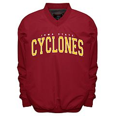 Men's Franchise Club Iowa State Cyclones Members Windbreaker Pullover