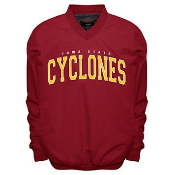 Men's Franchise Club Iowa State Cyclones Members Windbreaker Pullover