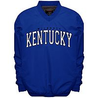 Men's Franchise Club Kentucky Wildcats Members Windbreaker Pullover