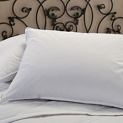 Downlite Soft Density 400 Thread Count Goose Down Pillow