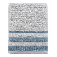 Saturday Knight, Ltd. Cubes Stripe Bath Towel