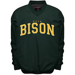 Men's Franchise Club North Dakota State Bison Members Windbreaker Pullover