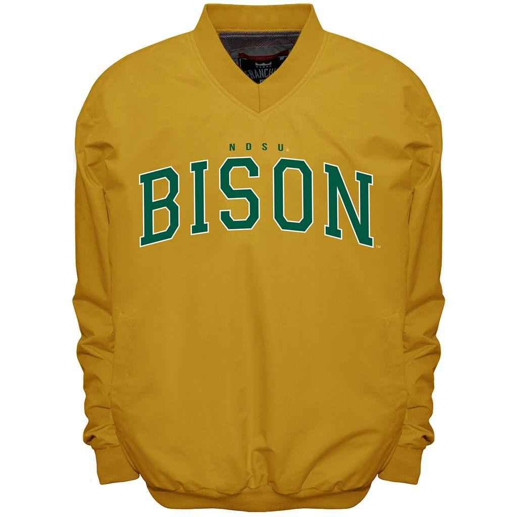 Men's Franchise Club North Dakota State Bison Members Windbreaker Pullover
