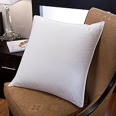 Downlite Down & Feather Blend Square Euro Pillow