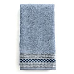 Saturday Knight, Ltd. Cubes Hand Towel