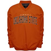 Men's Franchise Club Oklahoma State Cowboys Members Windbreaker Pullover