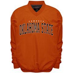 Men's Franchise Club Oklahoma State Cowboys Members Windbreaker Pullover