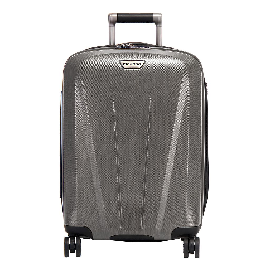 Ricardo Rio Dell Spinner Carry-On Luggage