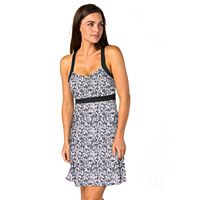 Women's Soybu Starburst Knot Back Yoga Dress