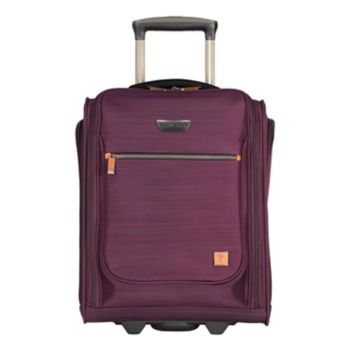 Ricardo San Marcos 16-in. Wheeled Underseater Carry-on Luggage