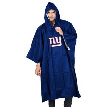 Adult Northwest New York Giants Deluxe Poncho