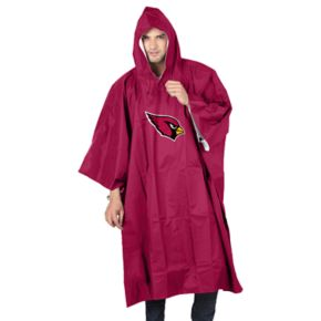 Adult Northwest Arizona Cardinals Deluxe Poncho