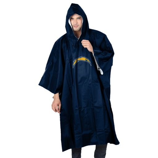 Adult Northwest Los Angeles Chargers Deluxe Poncho