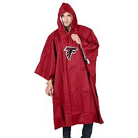 Adult Northwest Atlanta Falcons Deluxe Poncho