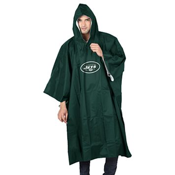 Adult Northwest New York Jets Deluxe Poncho
