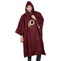 Adult Northwest Washington Redskins Deluxe Poncho