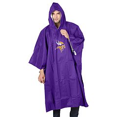 Adult Northwest Minnesota Vikings Deluxe Poncho