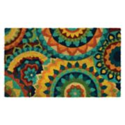 "Mohawk® Home Jeweled Medallions Coir Doormat - 18"" x 30"""